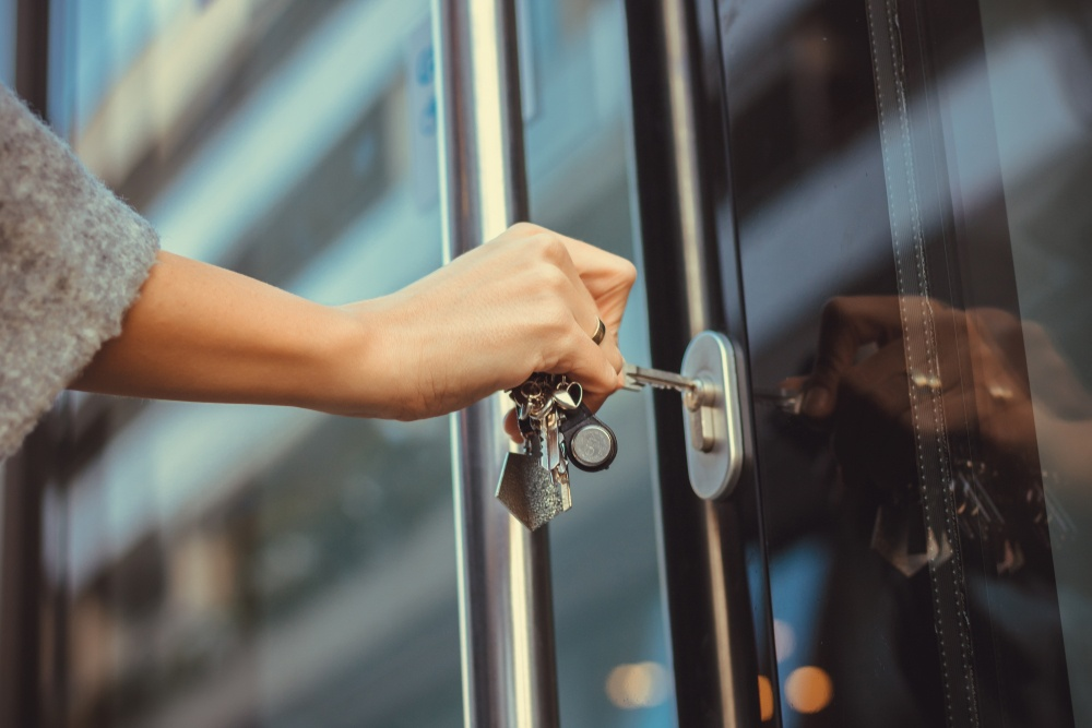 Commercial locksmith Denver CO